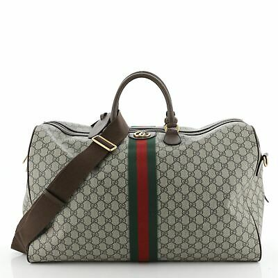 Gucci Ophidia Carry On Duffle Bag Gg