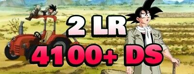 Dokkan Battle🌟iOS🌟2 Random LR + 5000 DS🌟Farmed Jap Account