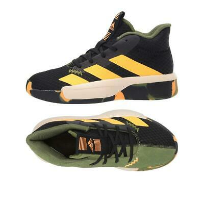 NEW Adidas Boys Athletic Sneakers PRO Next Basketball Lace-Up Kids Shoes