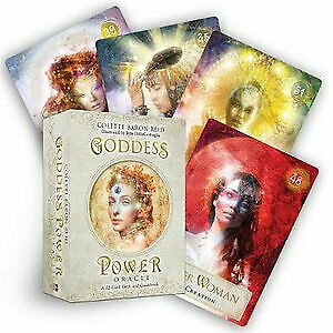 IC: Goddess Power Oracle Cards (Portable Edition)