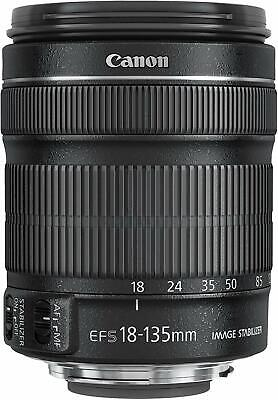 NEW Canon EF-S 18-135mm f/3.5-5.6 IS STM UK