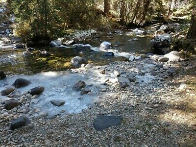 GOLD MINE Historic Sheridan MT. DULL KNIFE PLACER GOLD Mining Claim MMC # 239485