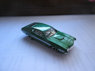 Hot Wheels '72 Ford Gran Torino Sport 2010 New Models