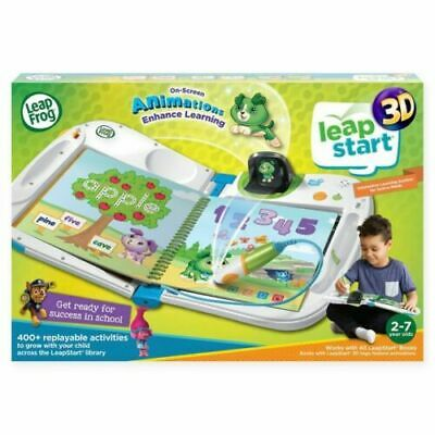 LeapFrog LeapStart 3D Interactive Learning System Educational Toy - Blue