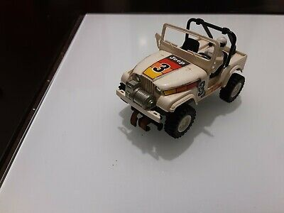 Jeep sts exin Scalextric