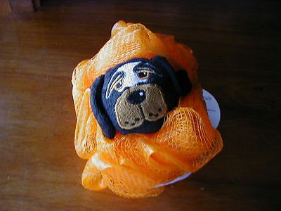 1 case Tennessee Vols Officially Licensed Mascot Wear Bath Loofah NWT 180 Loofah