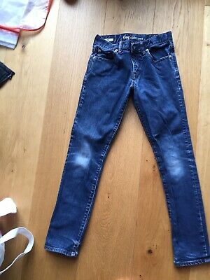 Gap boys Skinny Denim Jeans Age 10