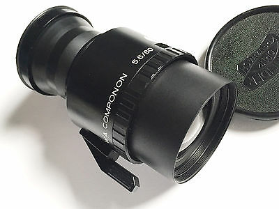 Schneider 80mm f5.6 WA Componon Enlarging/Reproduction Lens FLAWLESS GLASS