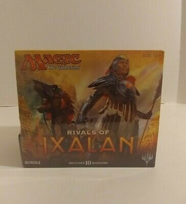 Magic The Gathering MTG Rivals of Ixalan 10 Booster Box Set Sealed!! English