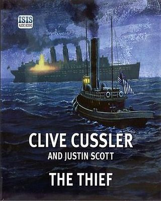 Clive CUSSLER / THE THIEF    [ Audiobook ]