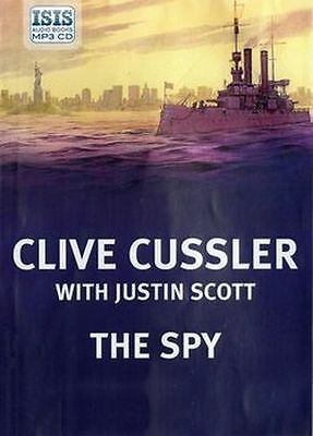 Clive CUSSLER / THE SPY     [ Audiobook ]