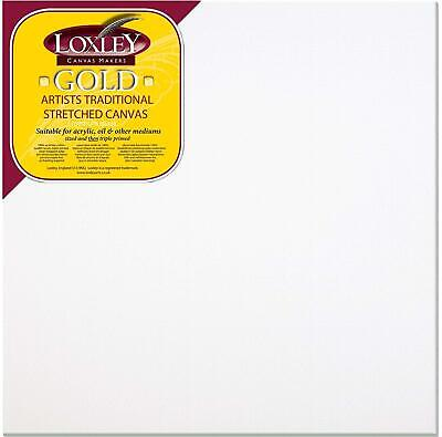 Loxley Gold Standard Stretched Canvas