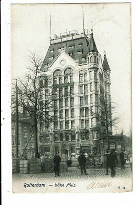CPA-Carte Postale Pays Bas- Rotterdam- Witte Huis--1904 VM13053