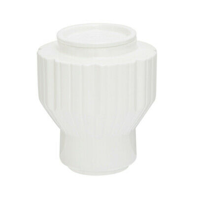 Diesel Living With Seletti Machine Collection Porcelain Container White