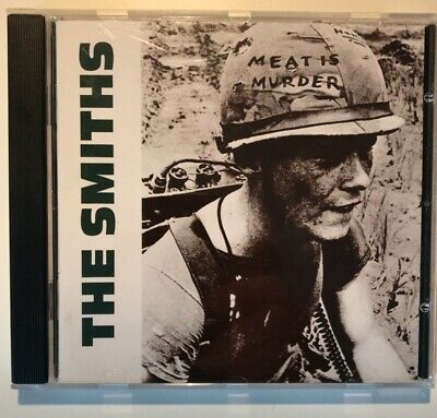 Meat Is Murder, The Smiths, Used; Very Good CD