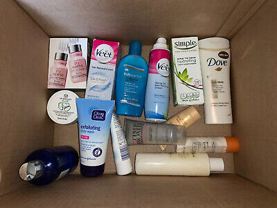 Large Lot Of Opened Toiletries From A House Clearance Cosmetics