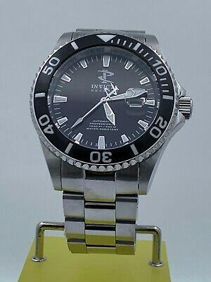 Invicta 1017 Men's Reserve Grand Diver Swiss Made Sw200 Automatic With Date