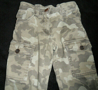 Next Jeans Camouflage  Age 10 Years