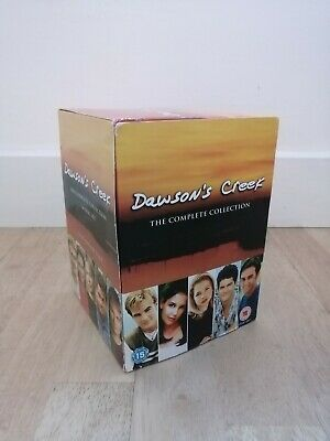 Dawsons Creek Boxset DVD Complete Collection Seasons 1-6 34 Disc Set All Series