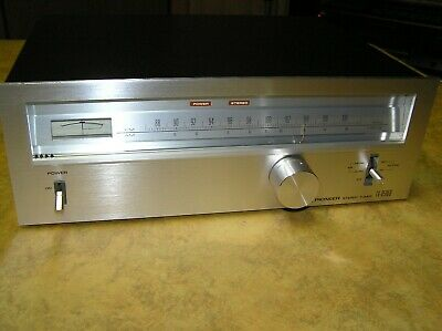 Vintage Pioneer TX 6500 II Tuner/Reciever tested and fully functional