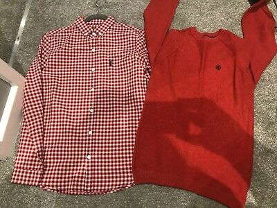 Boys Clothing Bundle From Next Worn Once Size 12
