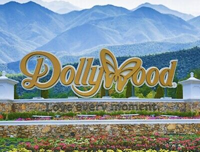 Dollywood bring a friend ticket Valid 06/13/20-07/03/20 (multiple available)