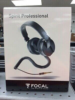 FOCAL Spirit Professional Closed Ear Studio Reference Headphones