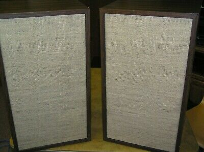 Vintage Pioneer XD-10 3 way speakers,  8 ohm, 60 watts max