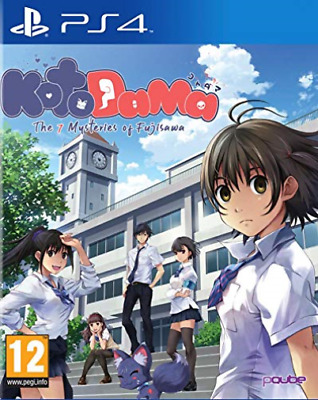 PS4-Kotodama: The 7 Mysteries of Fujisawa /PS4 (UK IMPORT) GAME NEW