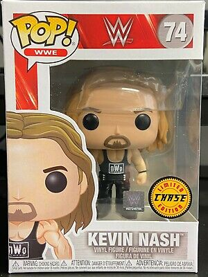Funko Pop Kevin Nash Nwo Diesel Wwe Chase Limited Wrestling Exclusive In Hand