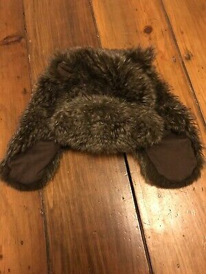 Boys Next Bear Hat Age 1-2 Years