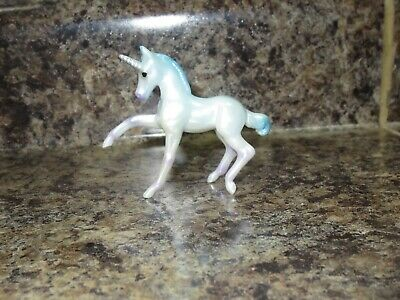 2020 Breyer #6052 Stablemate - NEW MOLD prancing foal - Unicorn Surprise Mystery