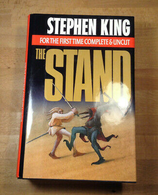 The Stand: Complete and Uncut, Stephen King, Hardcover
