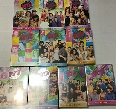 Beverly Hills 90210: The Complete Series 2010 Season's 1-10 (Read Desc)