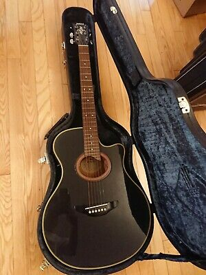 Yamaha APX-6C beautiful vintage rare USA seller F/S Yamaha Hard case included!!