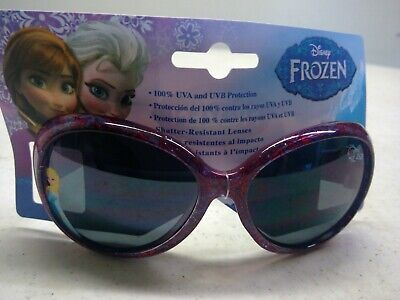 Girls Kids Disney Frozen Elsa Sunglasses 100% UVA And UVB Protection  08