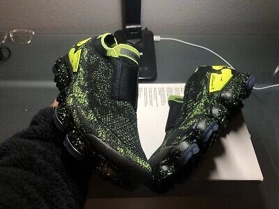 Nike Air Vapormax Fk Moc 2 Acronym Mens Running Gym Trainers Size 9 (AQ0996 007)