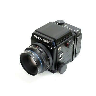 Mamiya RZ67 PRO II , (two lenses, two professional backs, prism finder...)