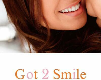 Got 2 Smile Professional Tooth Crystal Kit Tooth Crystal Kit