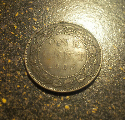 1903 Canada Large Cent - P1903-11