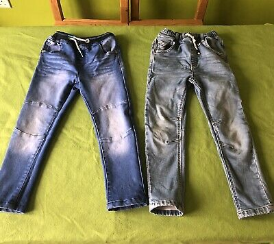 Next boys jeans bundle x2 size 4-5yrs