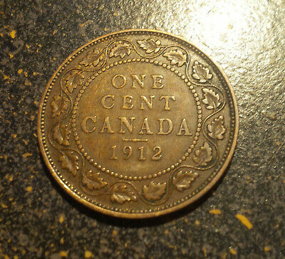1912 Canada Large Cent - P1912-15