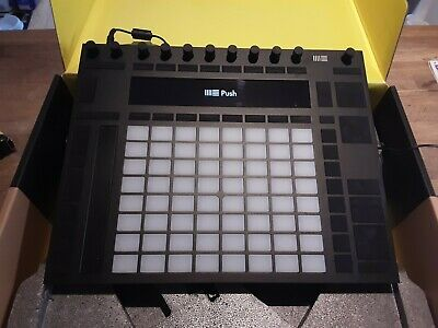 Ableton Push 2 Midi Controller with Live 9 Suite