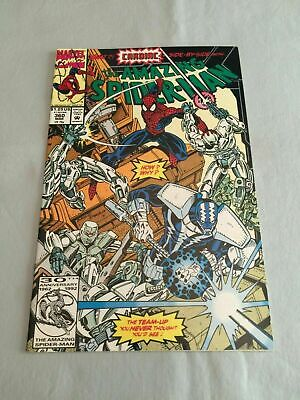 Amazing Spider-man #360, NM- 9.2, 1st Appearance Carnage (Cameo)