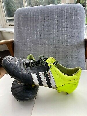 Adidas ACE 15.1 Soft Ground Football/Rugby Boots size UK13