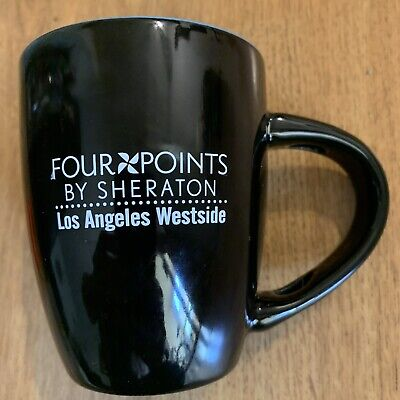 Four Points By Sheraton Hotel Los Angeles West side Coffee Mug Tea Cup Resort