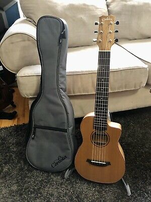 Cordoba Mini SM-CE Classical Acoustic Guitar Natural