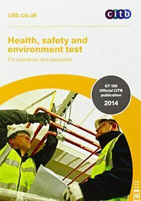 CITB, Health, Safety & Environment Test for Operatives & Specialists: GT100/14,
