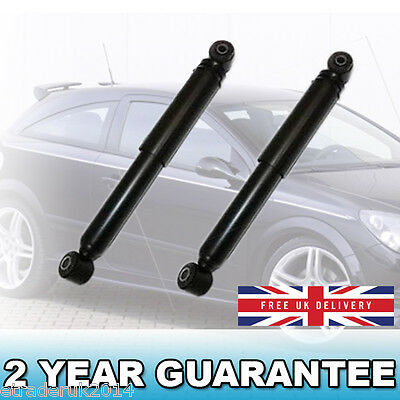 Vauxhall Astra H SRi SXi Mk5 2004-2010 Rear Shock Absorbers x2 GAS NEW Quality