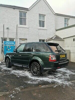 Immaculate Range Rover Sport HSE 2011